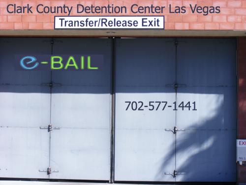 Clark County Detention Center Las Vegas