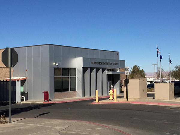 Henderson Bail Bonds serving the Henderson Detention Center