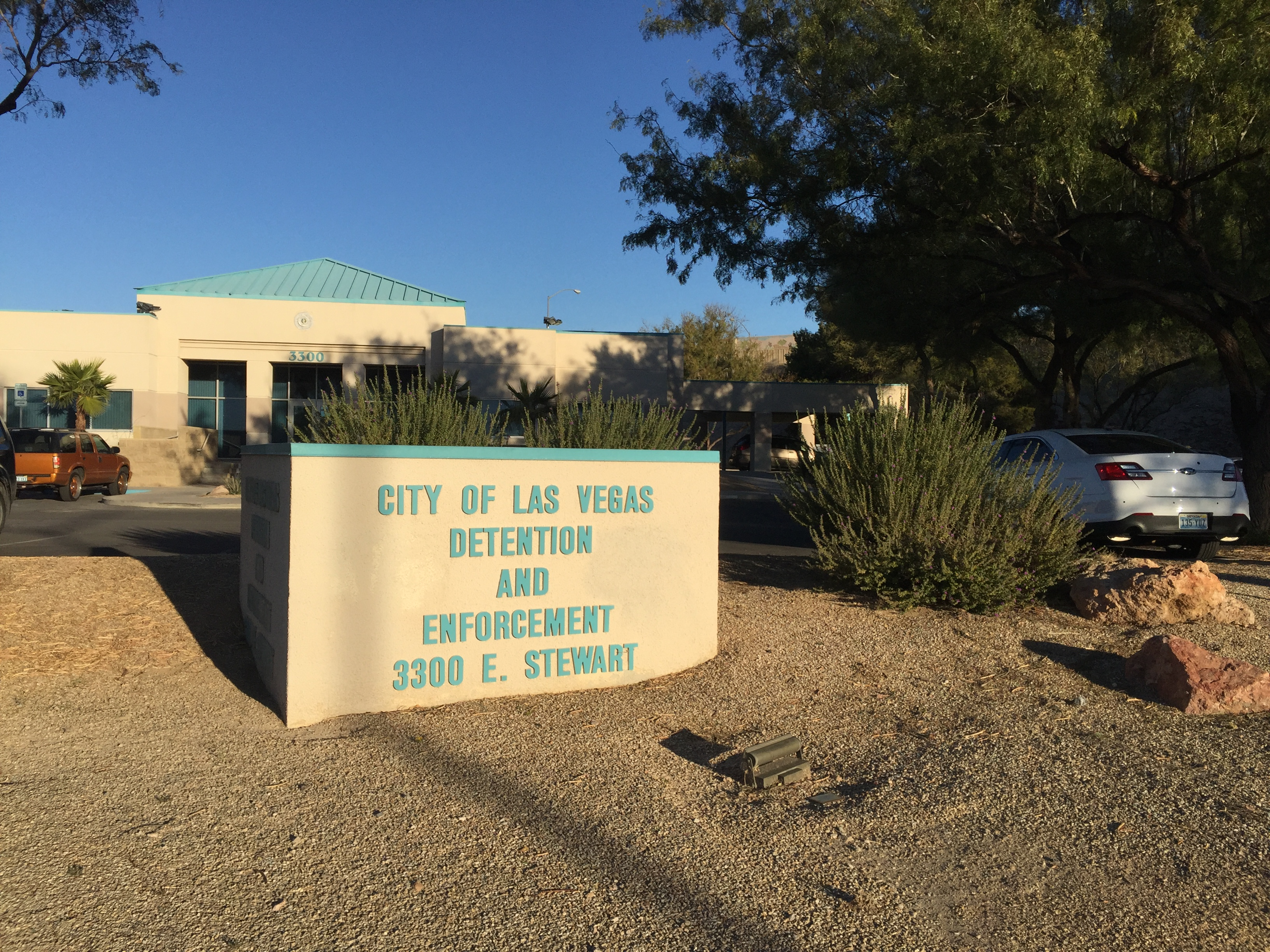 City of Las Vegas Detention Center Inmate Search