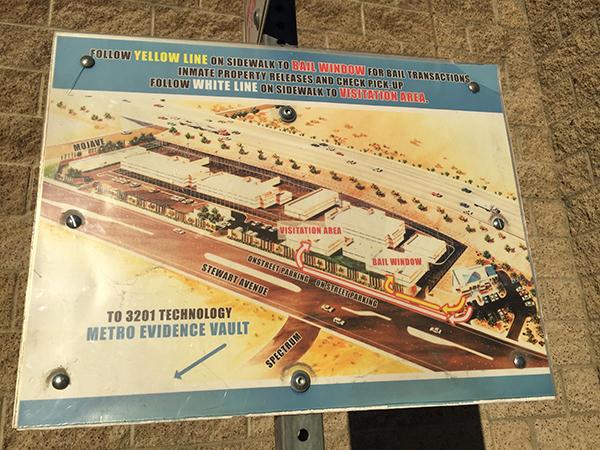 Las Vegas Detention Center Inmate Search